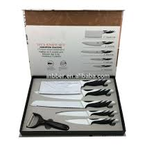 Coloured Kitchen Knives by Sk320 Cheap Selling Food Grade Chopper Model 5pcs Coloured