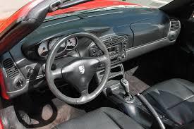 Porsche Boxster Interior - porsche 2000 porsche boxster the three inspirations 2000