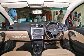 volkswagen polo sedan 2015 volkswagen polo facelift now in india malaysia next image 259721