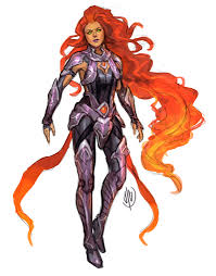 Starfire Costume Anna Diop Cast As Starfire In Teen Titans Series Page 6 Neogaf