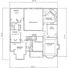european style house plan 4 beds 3 50 baths 3800 sq ft plan 136 101