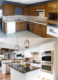 cuisine avant apres relooking cuisine bois en 18 photos avant après inspirantes