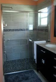 ideas riverstone tile pebble tiles bathroom sliced pebble tile