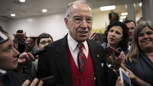 Even Bill Would Check Out - democrats fear grassley special counsel bill amendment will let gop