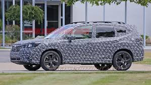 subaru forester lowered vwvortex com next gen 2019 subaru forester spied