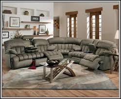 Grey Leather Reclining Sofa Dark Grey Leather Recliner Sofa Sofa Home Furniture Ideas