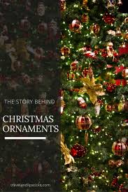 the story behind christmas ornaments