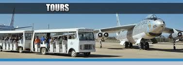 Maps Air Museum Tour Boneyard