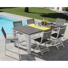 modele de jardin moderne emejing table de jardin tout alu pictures amazing house design
