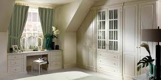 Georgian Bedroom Furniture by New England Alabaster White Fitted Bedroom By Strachan