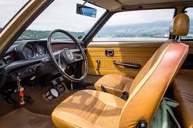 bright orange cars find of the week 1977 honda civic hatchback autotrader ca