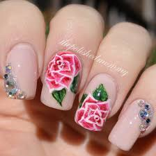 cow nail art tutorial easy way nail art with you in pictures cute