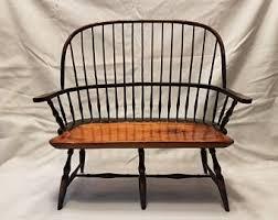 Antique Windsor Bench Windsor Bench Etsy