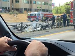 lexus utah county four people killed in plane crash on interstate15 in northern utah