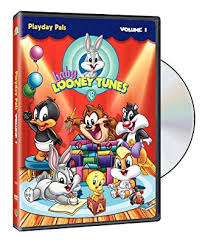 amazon baby looney tunes playday pals volume 1 june foray