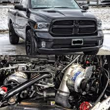 Dodge Ram Suv - why procharger for your truck suv vector motorsports