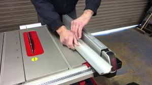 Bosch Table Saw Review by Bosch Gts 10 Xc Table Saw Review Youtube