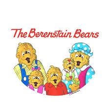 berenstien bears berenstain family berenstain t shirt teepublic