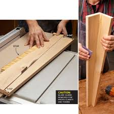 cutting angles on a table saw cutting edge table saw hacks construction pro tips