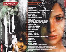 silent hill 4 the room original soundtracks ost silent hill