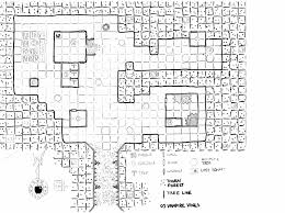 Carnival Legend Floor Plan by Paizo Com Round 4 Design A Villain U0027s Lair The Abandoned