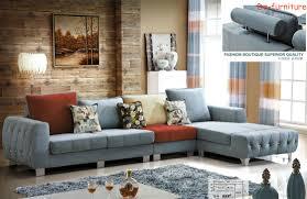 Modern Fabric Sofa Sets Modern Fabric Sofa Set Home Furniture Office Furniture Living