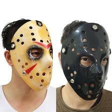 Jason Voorhees Mask Halloween Cosplay Jason Voorhees Mask Friday The 13th Party