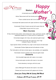 Mother S Day 2017 Mothers Day 2017 Kidron House Hotel Irvine Hotels