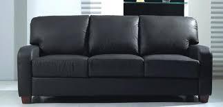 black leather sleeper sofa black leather sofa sleeper processcodi com