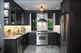 deco cuisine grise cuisine idee deco cuisine grise avec noir couleur idee deco