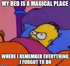 Meme Generator Homer Simpson - angry homer simpson in bed meme generator imgflip