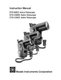 download free pdf for meade electric focuser telescope accessories