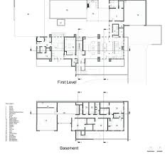 Mountain House Floor Plans by Badger Mountain House By First Lamp Architecture Caandesign