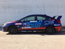 subaru rally decal rally subaru car wrap edmonton signs graphics u0026 installation