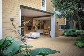 nirau house outdoor living coupled with smart green design