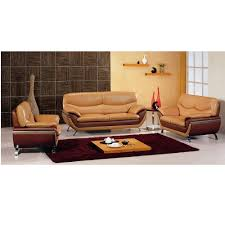 Modern Brown Leather Sofa Camel Brown Leather Sofa Tehranmix Decoration