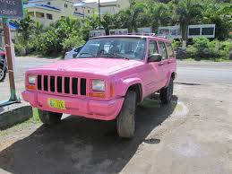 jeep lifted pink how many amber fire pearlcoat xj u0027s were built jeep cherokee forum
