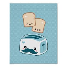 Sheep Toaster Cute Mustache Toaster Print Mustache Pinterest Toasters