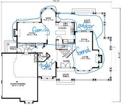 architectural house plans and designs home floor plan designs general layout