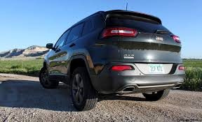jeep lifestyle 2016 jeep cherokee latitude 75th anniversary edition review by