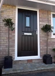 a black english cottage design black rockdoor pinterest