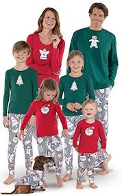 pajamagram color cookies cotton jersey matching family