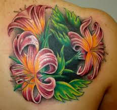best 25 tropical flower tattoos ideas on pinterest hibiscus