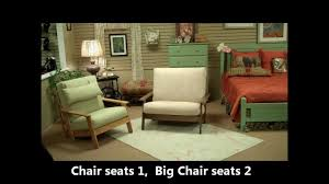 big chair makes a twin bed youtube