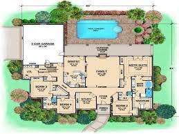 38 mediterranean house floor plans and designs mediterranean