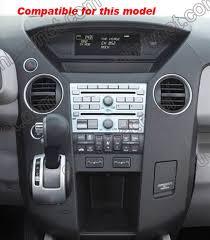 honda pilot audio system honda pilot 2009 2012 gps navigation dvd player radio ipod