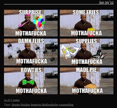 Doakes Meme - james doakes surprise motherfucker image macro meme and humour
