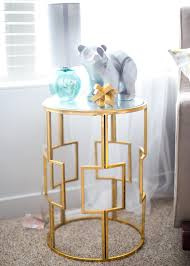 Nursery Side Table Nursery Accent Table Loris Decoration