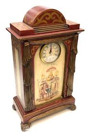chinese clock roy y713 26 40 toys housewares home decor