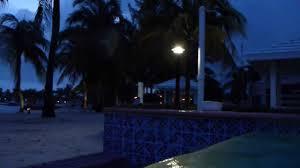 kaibo pool at night cayman kai grand cayman youtube